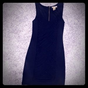 Arden B black mini dress